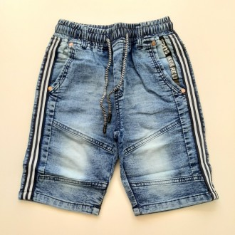 Дънкови панталони с ластик за момче 134,146,164 см