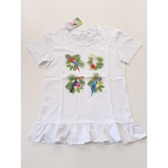"""Тениска - """"Папагали """" , серия """" Майка и дъщеря """""""
