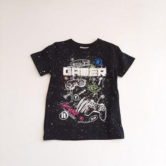 тениска за момчета - GAMER