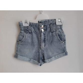 Къси дънкови панталони за момиче