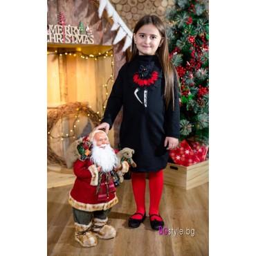 """детска рокля - серия """"мама и дъщеря """""""